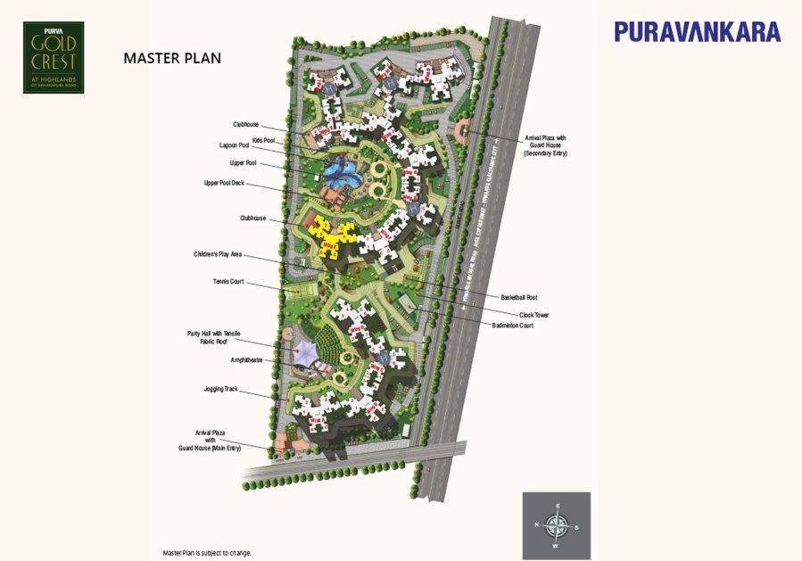 Purva Gold Crest