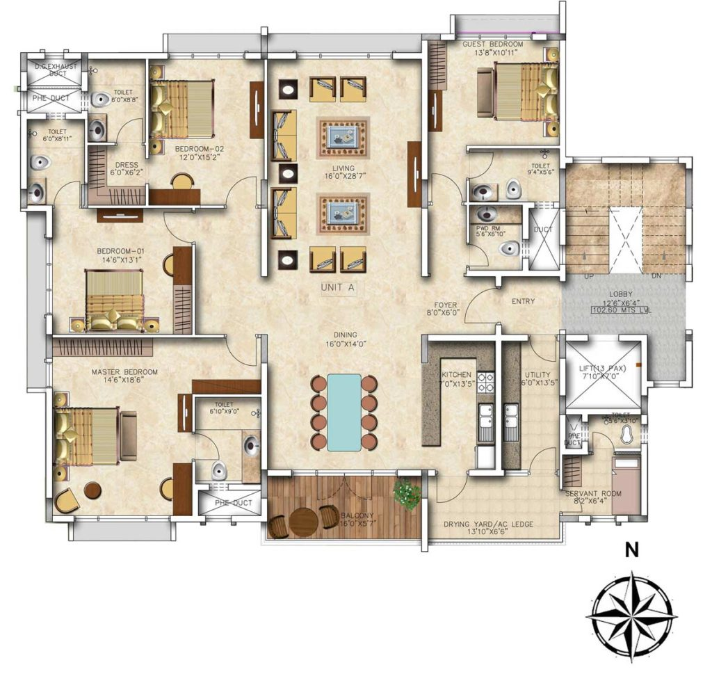 Salarpuria Sattva Casa Crescent