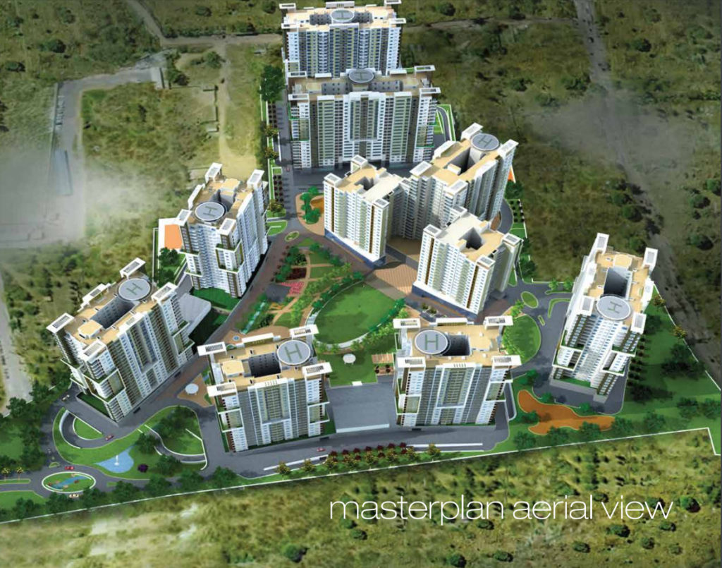 Salarpuria sattva greenage ready to move in apartments for Apartment make ready board