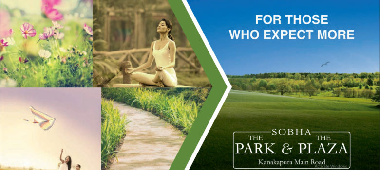 Sobha the park and the plaza