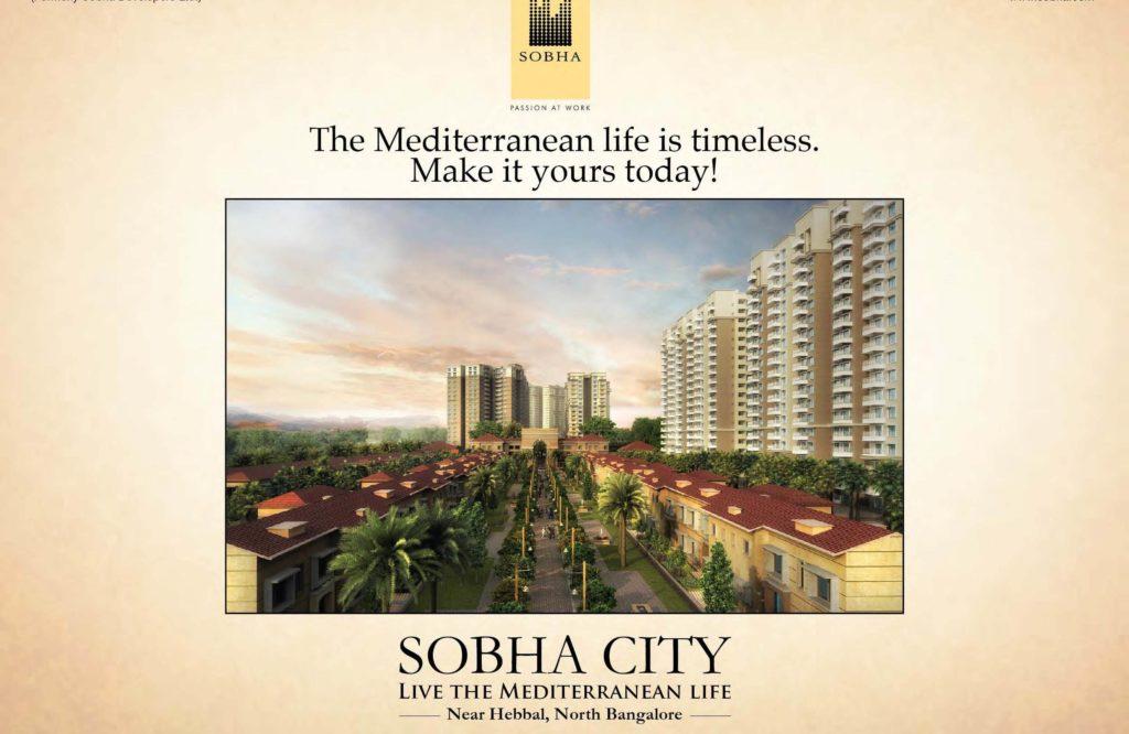 Sobha city Hebbal