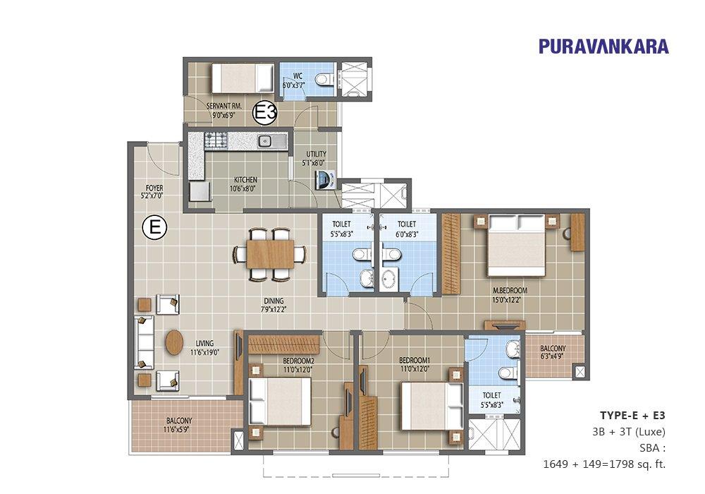 Waves Luxury homes