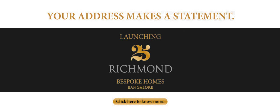 SOBHA 25 Richmond