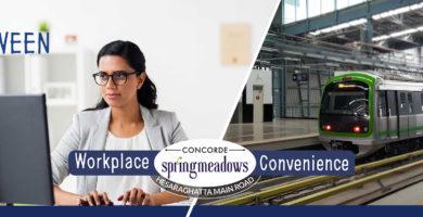 Concorde Spring Meadows