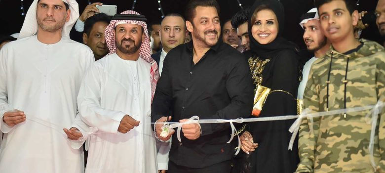 Bollywood celebs Dubai