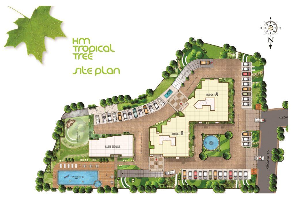 HM Tropical Tree