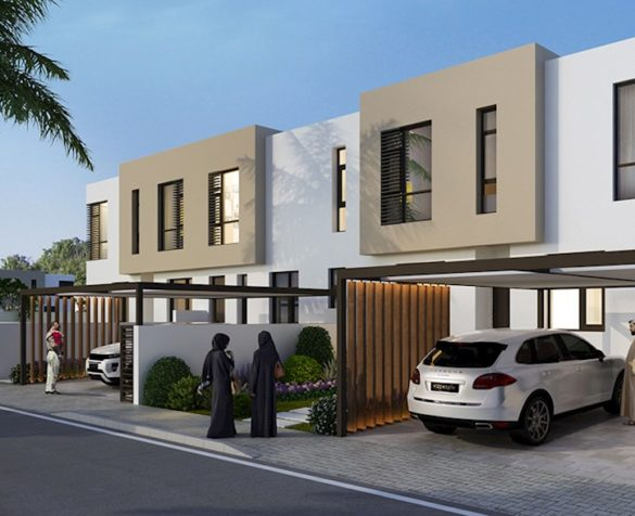 Nasma Residences Semi Detached Villas
