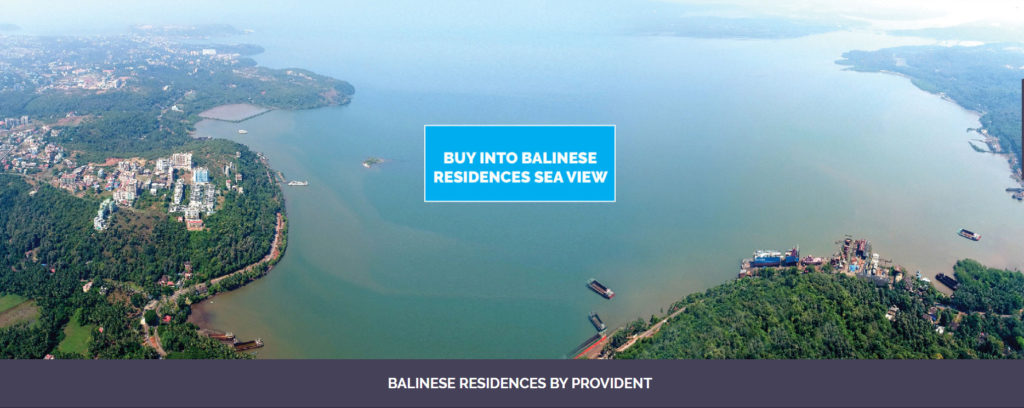 Provident Balinese residences