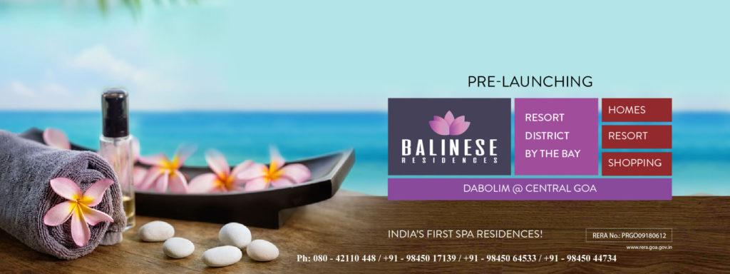 Provident housing goa balinese