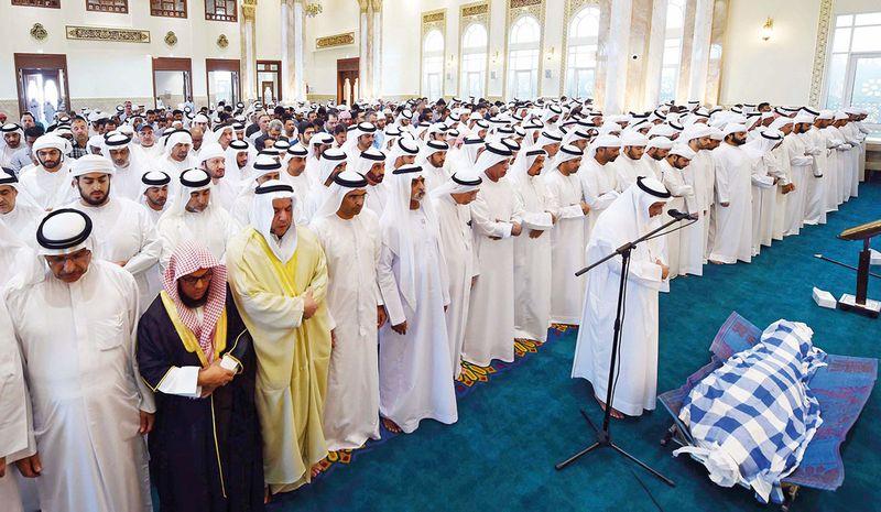 Saif Ahmed Al Ghurair founder Al Ghurair Group no more